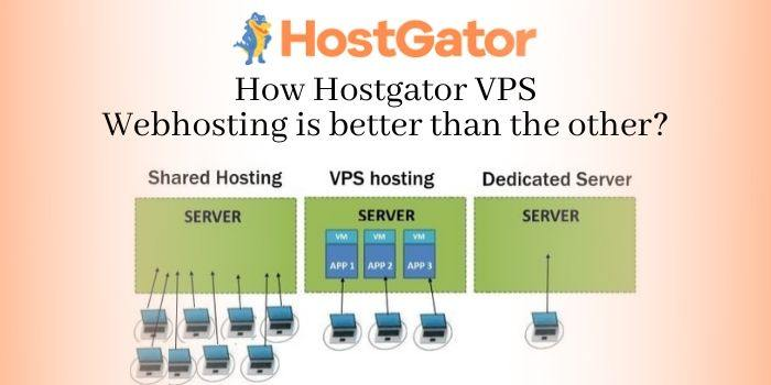 How Hostgator VPS Webhosting is better than the other
